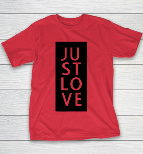 Just Love Youth T-Shirt 6