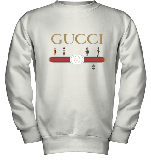 Stranger Things Gucci Youth Sweatshirt