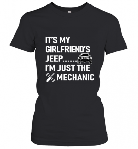 Mechanic Girlfriend Women's T-Shirt
