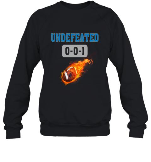 NFL DETROIT LIONS LOGO Undefeated Sweatshirt