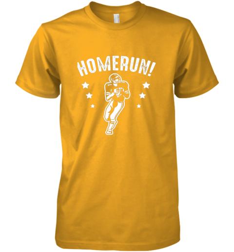 b6uh homerun football baseball mix wrong sports premium guys tee 5 front gold