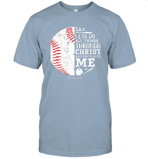 0pzj christian baseball shirts i can do all things through christ jersey t shirt 60 front light blue