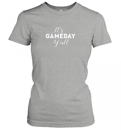 s9xf it39 s game day y39 all football baseball basketball ladies t shirt 20 front ash