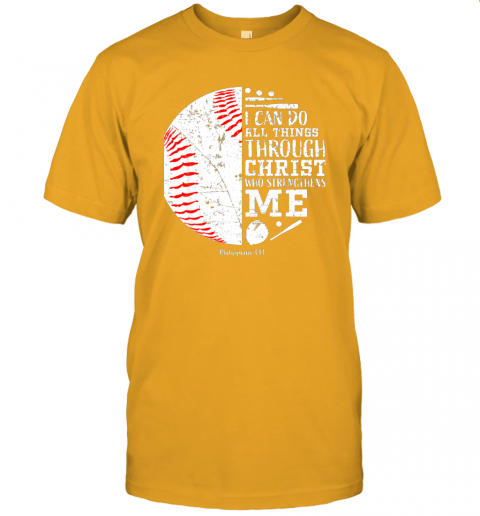 0pzj christian baseball shirts i can do all things through christ jersey t shirt 60 front gold
