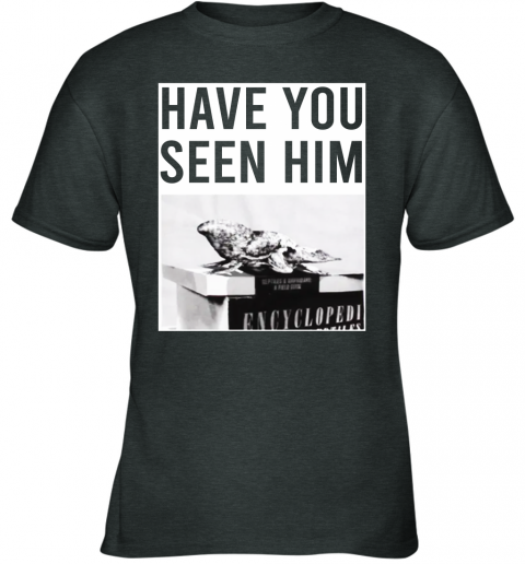kssv have you seen him dartagnan dart stranger things shirts youth t shirt 26 front dark heather