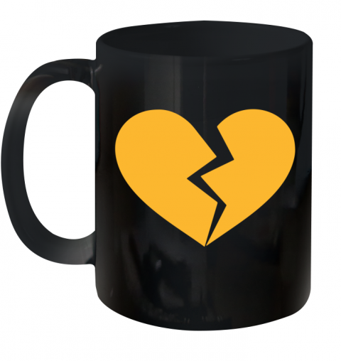 marcus lemonis heart logo on Ceramic Mug 11oz