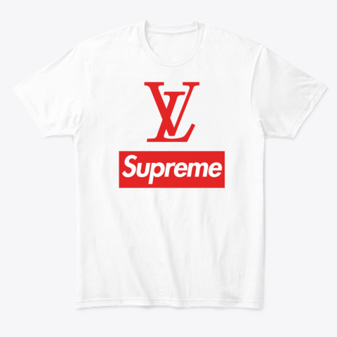 supreme x louis vuitton T-Shirt