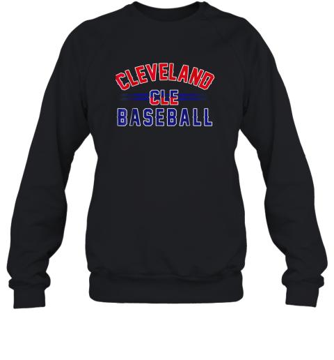 Cleveland CLE Baseball Sweatshirt