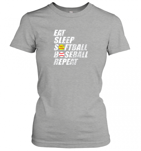 tj5q softball baseball repeat shirt cool cute gift ball mom dad ladies t shirt 20 front ash