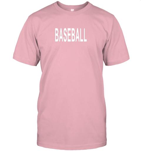 ebls shirt that says baseball jersey t shirt 60 front pink