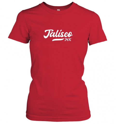 ooqo tighe39 s jalisco mx mexico baseball jersey style ladies t shirt 20 front red