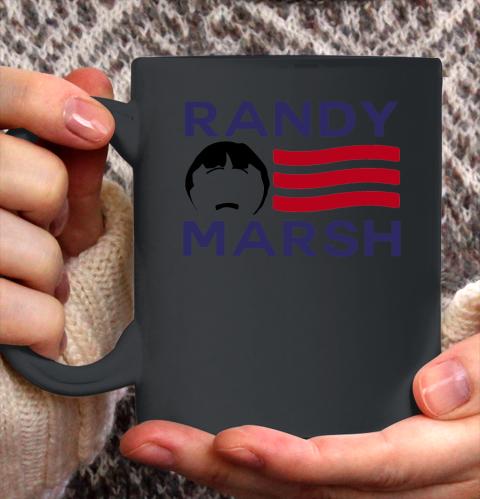Randy Marsh Ceramic Mug 11oz