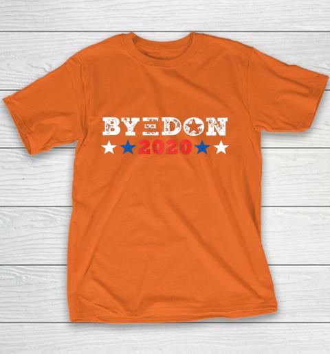 ByeDon Shirt 2020 Joe Biden 2020 American Election Bye Don Youth T-Shirt 4