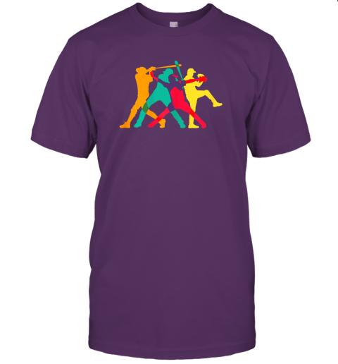 637s vintage baseball shirt gifts jersey t shirt 60 front team purple