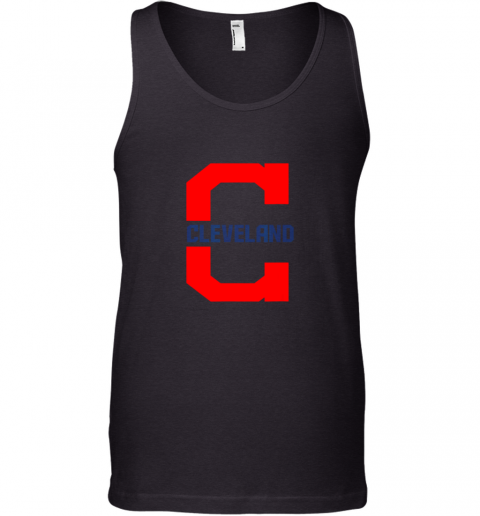 Cleveland Hometown Indian Tribe Vintage For MLB Fans Tank Top