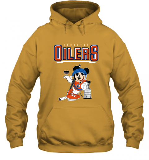 2bm9 mickey edmonton oilers with the stanley cup hockey nhl shirt hoodie 23 front gold