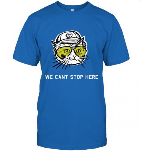 BC Cat - we cant stop here T-Shirt