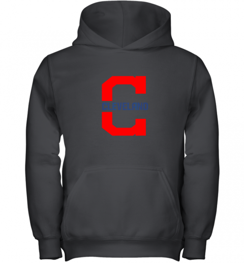 Cleveland Hometown Indian Tribe Vintage For MLB Fans Youth Hoodie