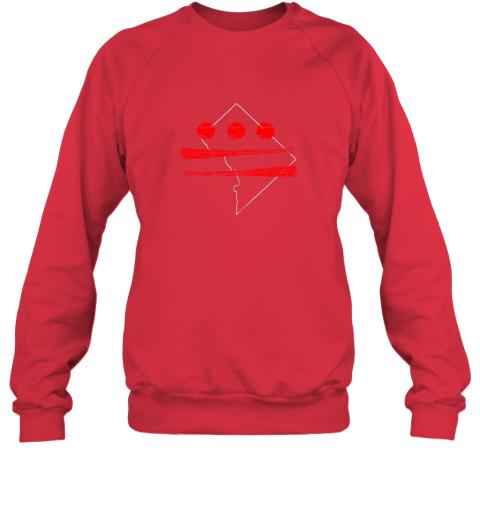 ovti washington dc map capitol baseball flag sweatshirt 35 front red