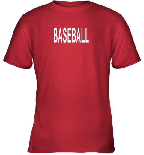 lgz3 shirt that says baseball youth t shirt 26 front red