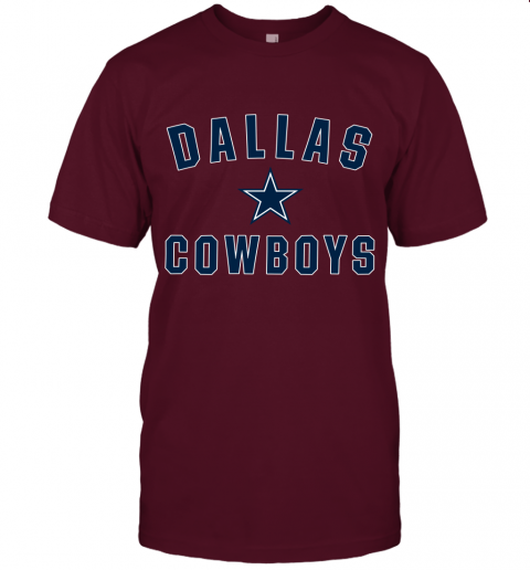 Dallas Cowboys NFL Pro Line by Fanatics Branded Gray Unisex Jersey Tee