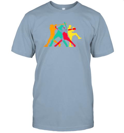637s vintage baseball shirt gifts jersey t shirt 60 front light blue