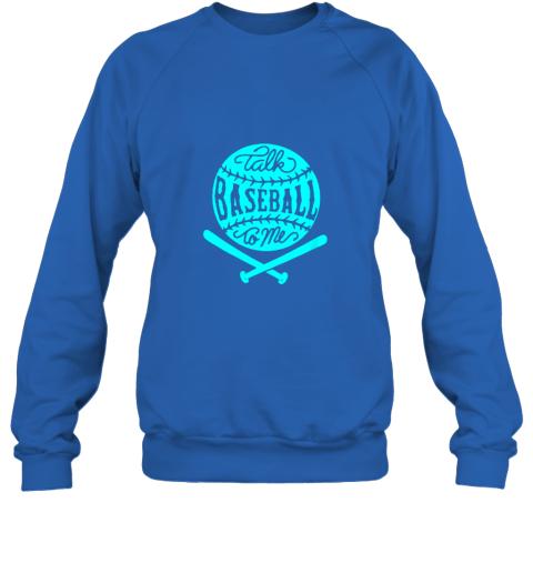 1lxx talk baseball to me groovy ball bat silhouette sweatshirt 35 front royal