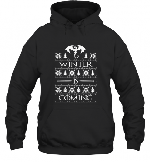 WINTER IS COMING GOT Hoodie