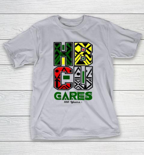 HBCU Cares College University Graduation Gift Black Schools T-Shirt 4