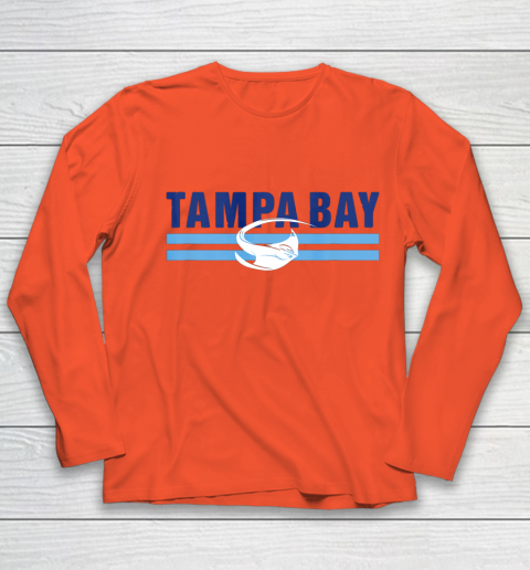 Cool Tampa Bay Local Sting ray TB Standard Tampa Bay Fan Pro Youth Long Sleeve 3