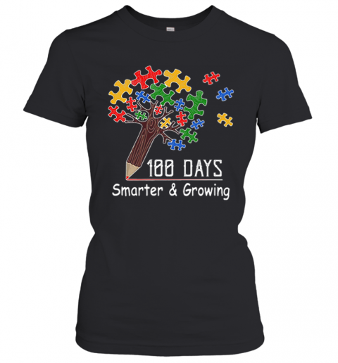 100 Days Smarter Women's T-Shirt
