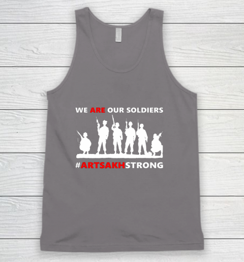 We Are Our Soldiers Tank Top 6