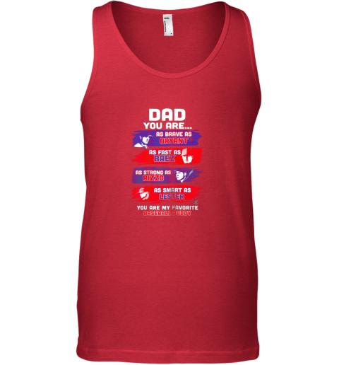 l0tt javier baez baseball buddy shirtapparel unisex tank 17 front red