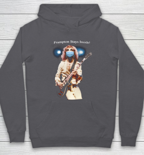 Peter Frampton Covid Stays Inside Hoodie 4