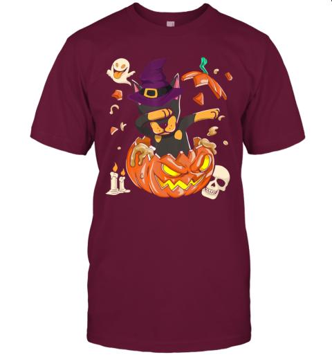 Doberman Dog Pumpkin Halloween, Pumpkin Halloween Gift T-Shirt
