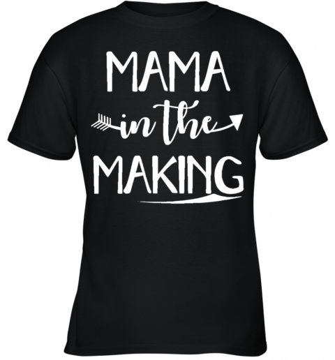 Mama In The Making Youth T-Shirt