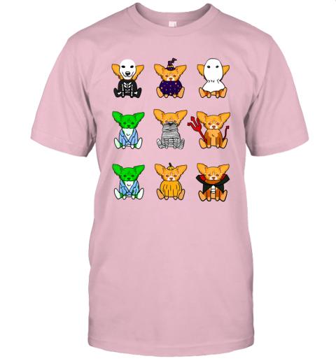 Chihuahua Dog Lover Halloween Shirt Chihuahua T-Shirt