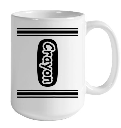 Crayon Color Changing Mug 15oz 2
