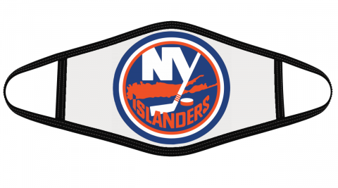 New York Islander Mask Cloth Face Cover