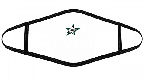 Best Dallas Stars Dad Ever Hockey NHL Fathers Day GIft For Daddy Cloth Face Mask