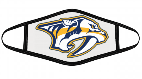 Nashville Predators Mask Cloth Face Cover