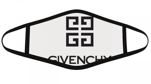Givenchy Logo Mask Cloth Face Cover