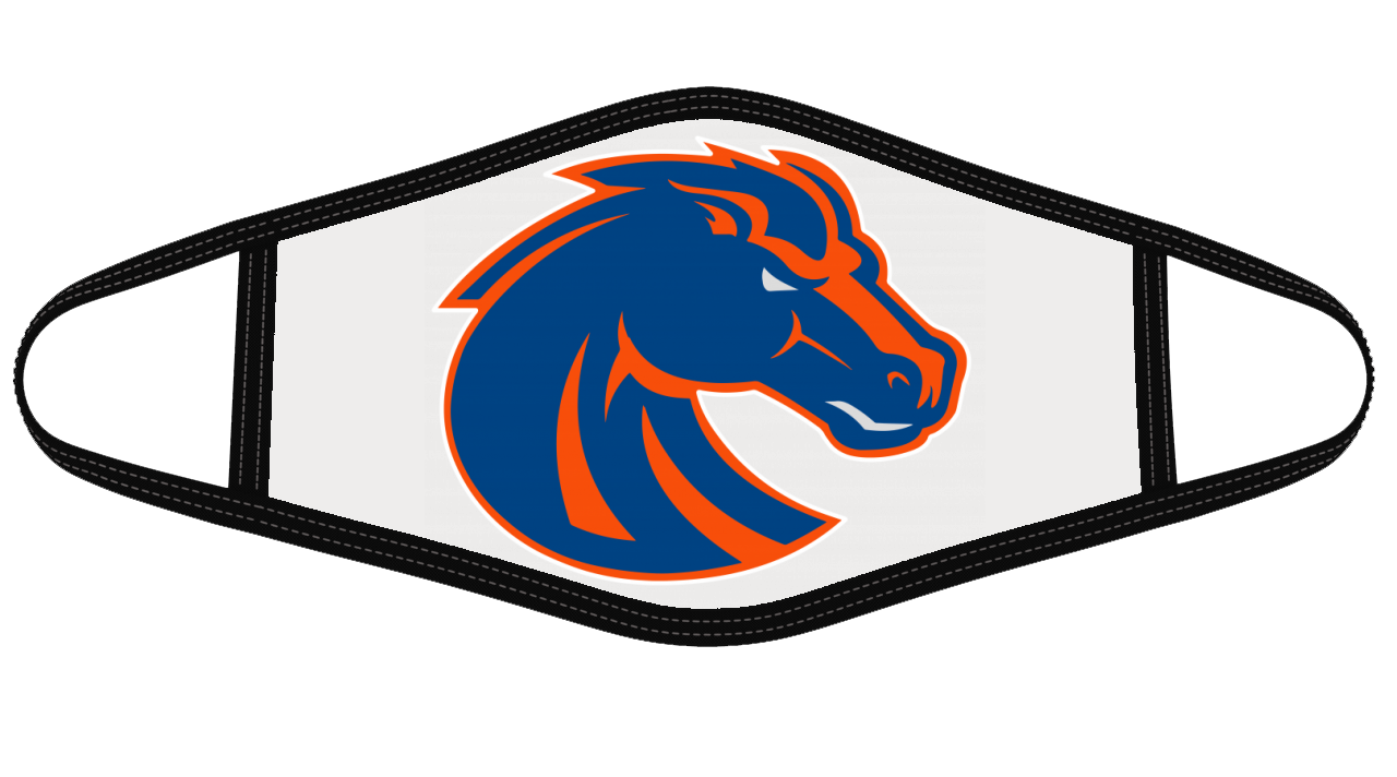 Boise State Broncos Mask Cloth Face Cover