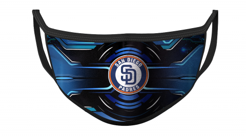 MLB San Diego Padres Baseball For Fans Cool Face Masks Face Cover