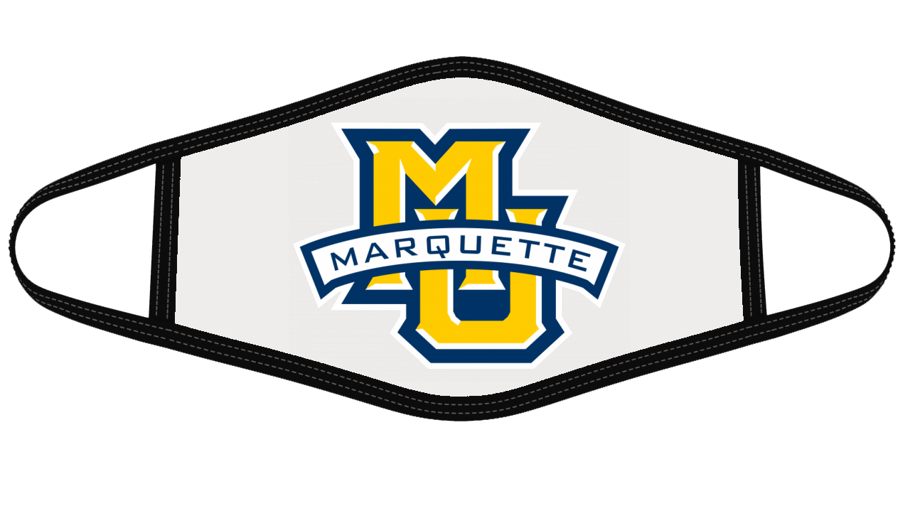 Marquette Golden Eagles Mask Cloth Face Cover
