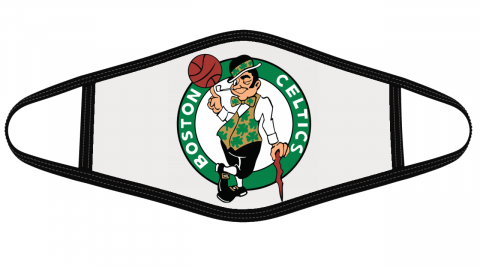 Boston Celtics Mask Cloth Face Cover