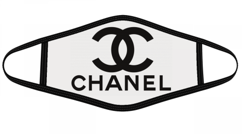 CHANEL LOGO Mask Cloth Face Cover