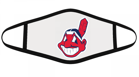 Cleveland Indians Mask Cloth Face Cover