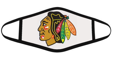 Chicago Blackhawks Mask Cloth Face Cover
