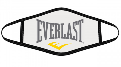 Everlast Logo Mask Cloth Face Cover